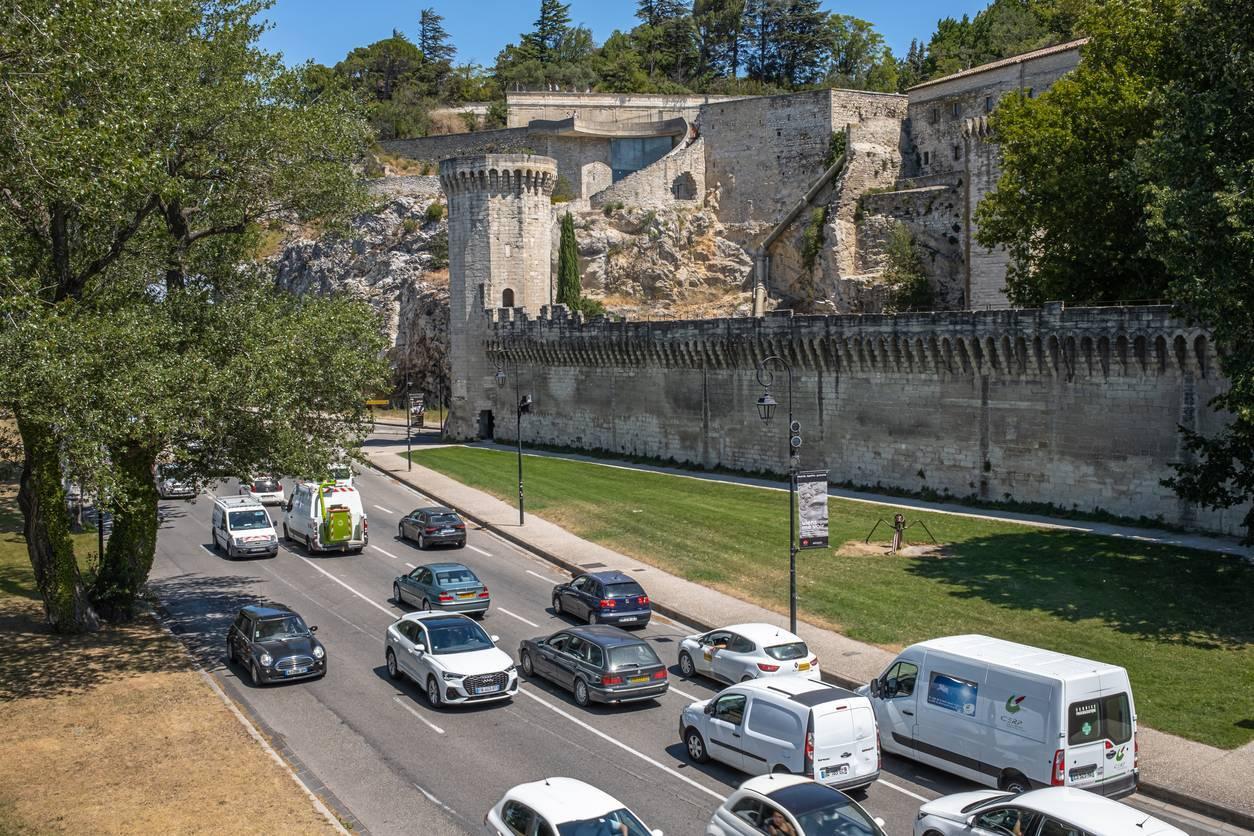 voiture Avignon ville