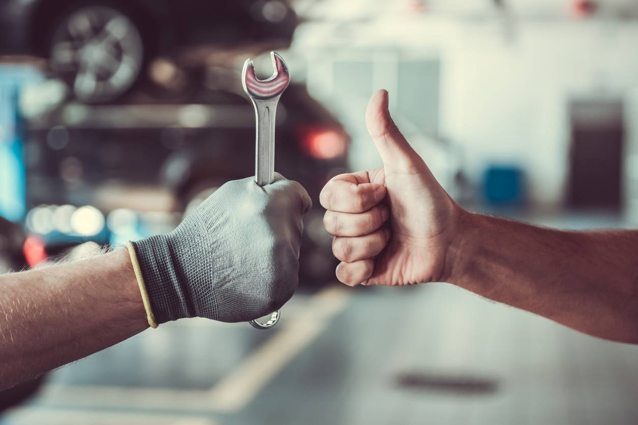 spécialisation réparation auto